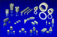 A full range of quality tungsten-carbide products